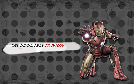 The Invincible Iron Man version DG by Lenesset