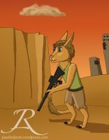 Me as a Rygol by Rebel-Rider
