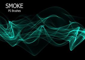 20 Smoke PS Brushes abr. Vol.9 by fhfgdjjkhjkj