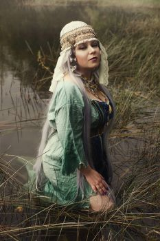 Tales of Old Rus - Vodianitsa cosplay by alberti