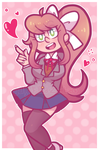 Monika by Jelly-Filled-Zombies