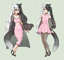 [CLOSED] Adopts 002-3 by helloimtea