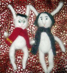 Snarry-rabbits by Lungwortmouse