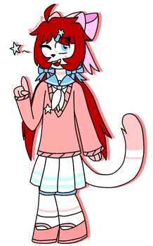 Taeko... but in casual clothes by Iowrie