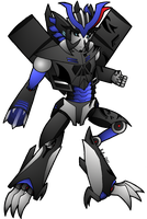 TFP Talon -Colored- by PsychoticUndertone