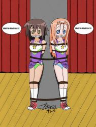 Lucky Star DID: useless gags by zeroin001