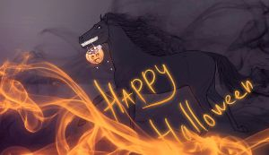Hally Happyween! by Chistokrovka