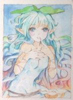 aceo commission by PastelCake