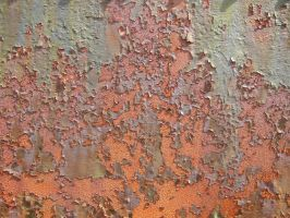 Green and Rust 2 by struckdumb