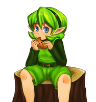 Saria~ by CheloStracks