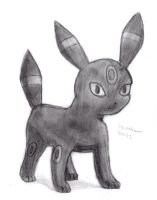 Umbreon by DrChrisman