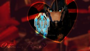 TFP - Optimus Prime: Love Is Key by SEG2K14