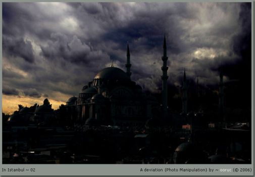 In Istanbul 02 by ooruc