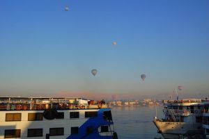 Luxor Hot Air Balloons by mynando