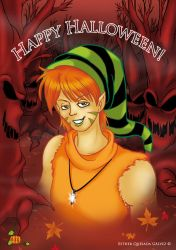Happy Halloween - Jack 2010 by Raygirl13