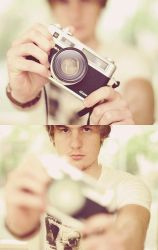I LOVE YASHICA by Svision