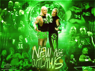NEW AGE OUTLAWS by MhMd-Batista