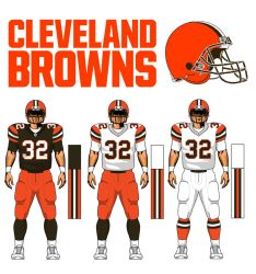 Cleveland Browns 2.0 by TheGreatKtulu