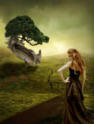 The Forgiving Tree by pixiestick2007