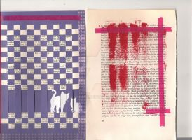 Altered Book Pages 2 13.07.13 by karomm