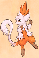 Mew+Combusken Fusion [closed]