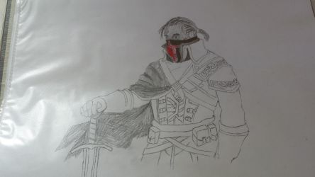 AssassinsCreed Rogue Shay Patrick I never finished by FFF13