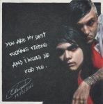 You Are My Best Fucking Friend (Gerard/Frank) by Tokiiolicious