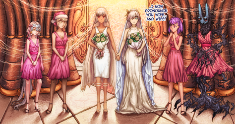 About Altera's and Anastasia's veils - p3 by hinageekoo