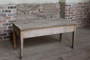 Wooden Table 2 by fuguestock