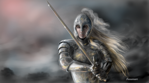 Glorfindel In Armour by annamare