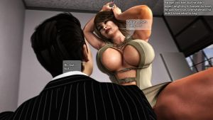The Bossy Wife   50 by GTSX3D