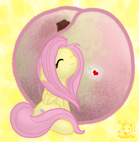 Just Peachy by mischakins