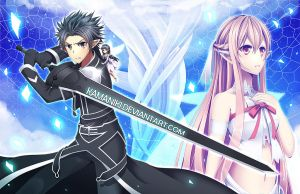 Sword Art Online: Alfheim Online by Kamaniki