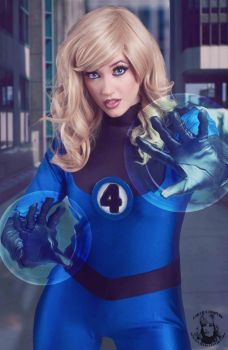 Bubble Defense by CallieCosplay