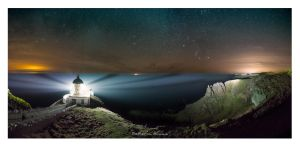 St. Abbs Lighthouse by SebastianKraus