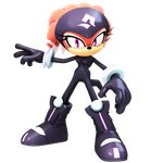 Shade the Echidna by JaysonJeanChannel