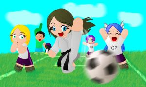Soccer by Chrisboe4ever