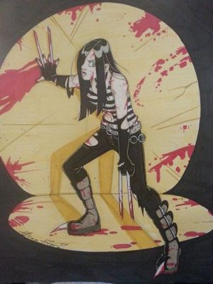 X-23 Color by Gigatoast