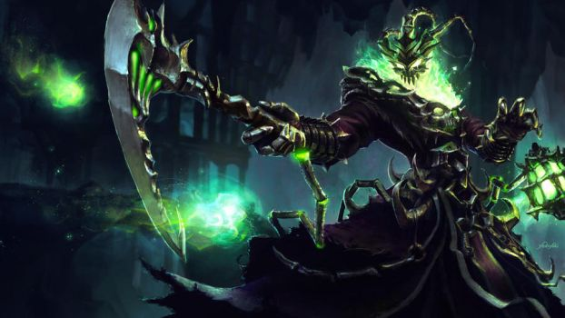 Thresh by flyingzombiepig