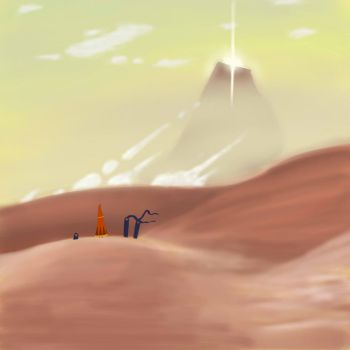 Journey by BlueLucied