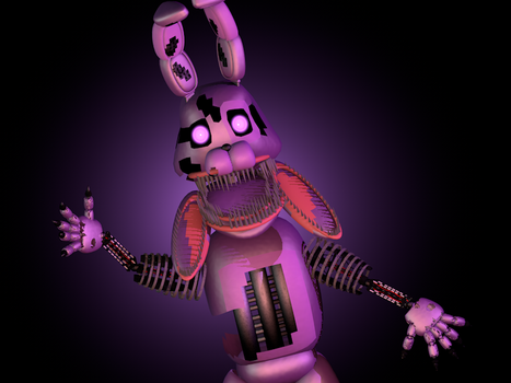 Twisted Bonnie V.2! by adam1678ksn