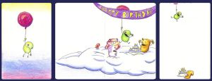 nother bday card by KruddMan
