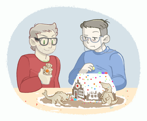 pacific rim holiday swap 2015 by onthefritz