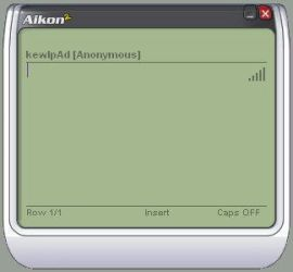Aikon Classic LCD KP by dragonmage