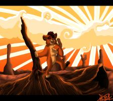 Kovu Can't Wait To Be King by KingSimba