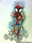 Spidey by cac-illustrations