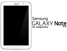Samsung Galaxy Note 8.0 by GadgetsGuy