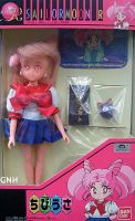 Sailor Moon R ChibiUsa Doll by aleena