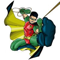 Robin - Tim Drake by GreenArrow