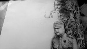 Great war Serbia- WiP by bojao